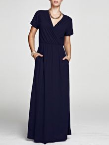 HotSquash Coolfresh maxi dress