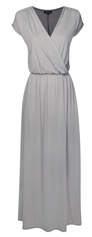 HotSquash Coolfresh maxi dress, Grey