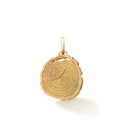 OAK OFJ235-YG ladies pendant charm