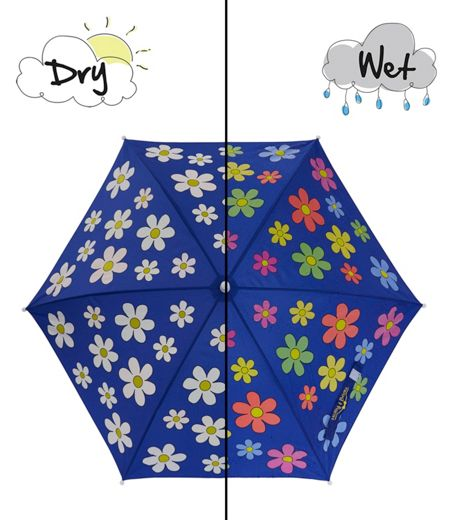 Holly & Beau Flower Colour Change Umbrella