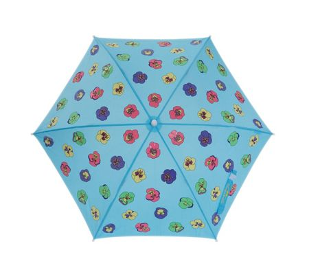 Holly & Beau Pansy Colour Change Umbrella