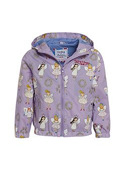Girls Fairy Colour Change Rain Coat