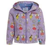 Holly & Beau Girls Fairy Colour Change Rain Coat