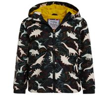 Holly & Beau Boys Dino Colour Change Rain Coat