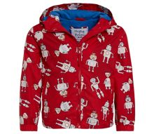 Holly & Beau Boys Robot Colour Change Rain Coat