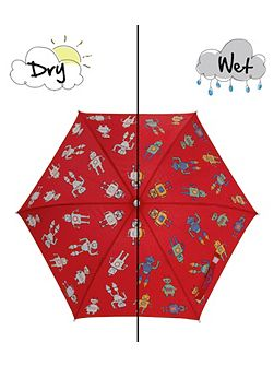 Robot Colour Change Umbrella