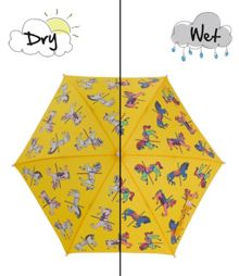 Holly & Beau Horse Colour Change Umbrella