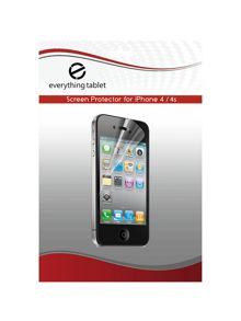 Everything Tablet Screen Protector for iPhone 4/4S