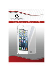 Screen Protector for iPhone 5/5C/5S