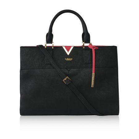 LaBante Avant vegan carryall laptop bag