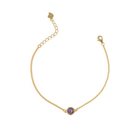LaBante Gold colourful bracelet