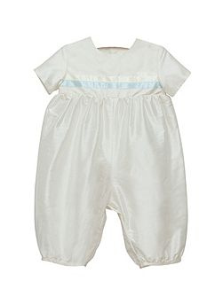 Adore Baby Baby boys ivory harry romper