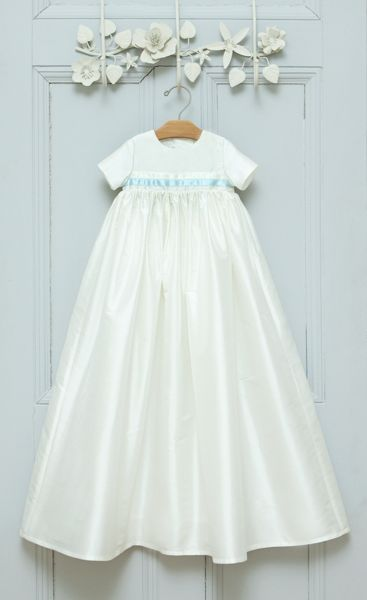 Adore Baby Baby boys ivory harry gown