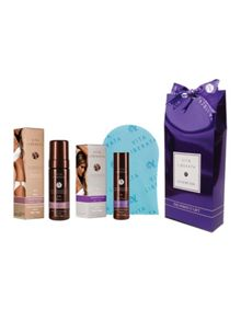 The Perfect Gift - Sheer (Medium) Tan Mousse Set