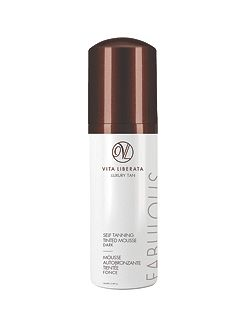 Fabulous Self Tanning Tinted Mousse Dark 100ml