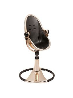Fresco Chrome Midnight Black High Chair