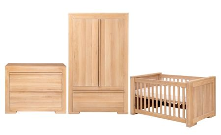 Kidsmill Bretagne 3 Piece Nursery Furniture Set