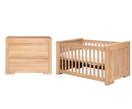 Kidsmill Bretagne 2 Piece Nursery Furniture Set