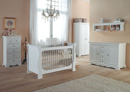 Kidsmill Louise de Philippe 3 Piece Nursery Furniture Set