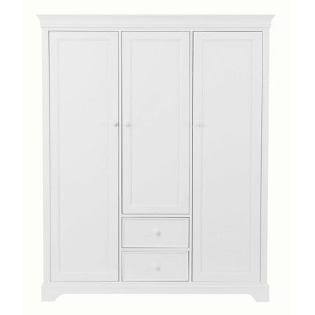 Kidsmill Marseille 3 Door Wardrobe