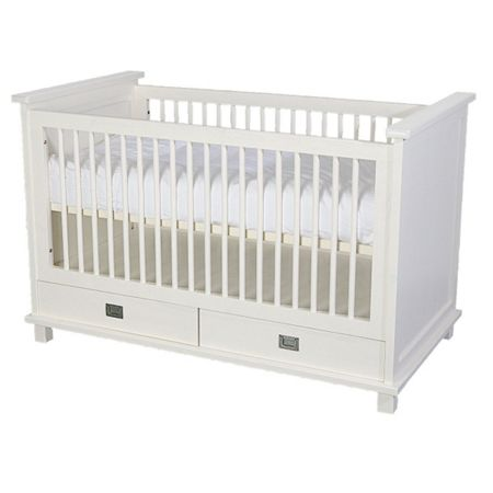 Kidsmill Shakery Cot with 2 Drawers