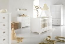 Shakery Cot with 2 Drawers