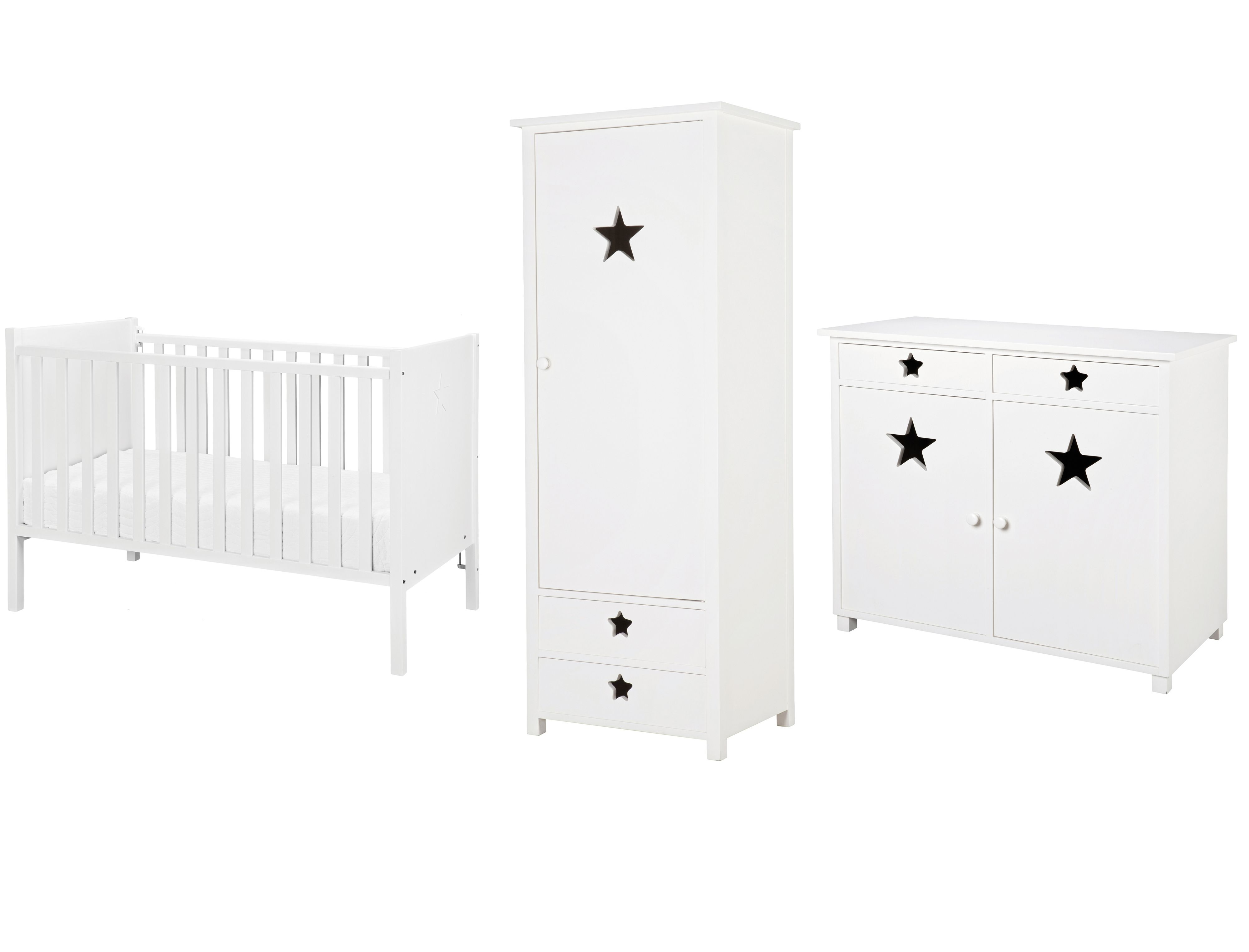 Star Nursery Furniture Set