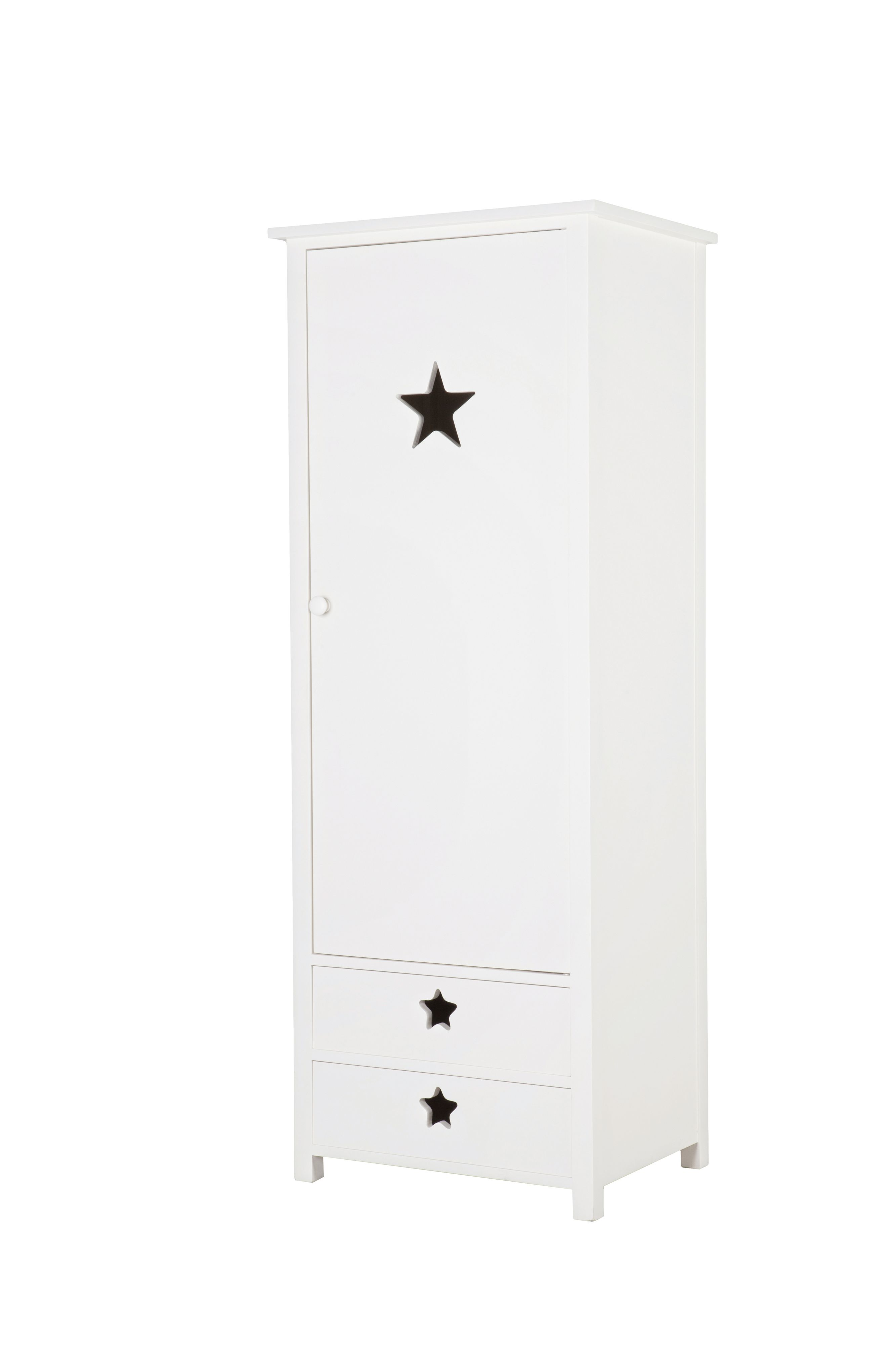 Star One Door Wardrobe