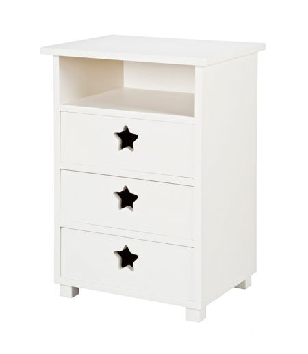 Adorable Tots Star Bedside Table