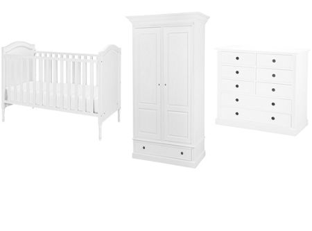 Adorable Tots Classic Nursery Furniture Set