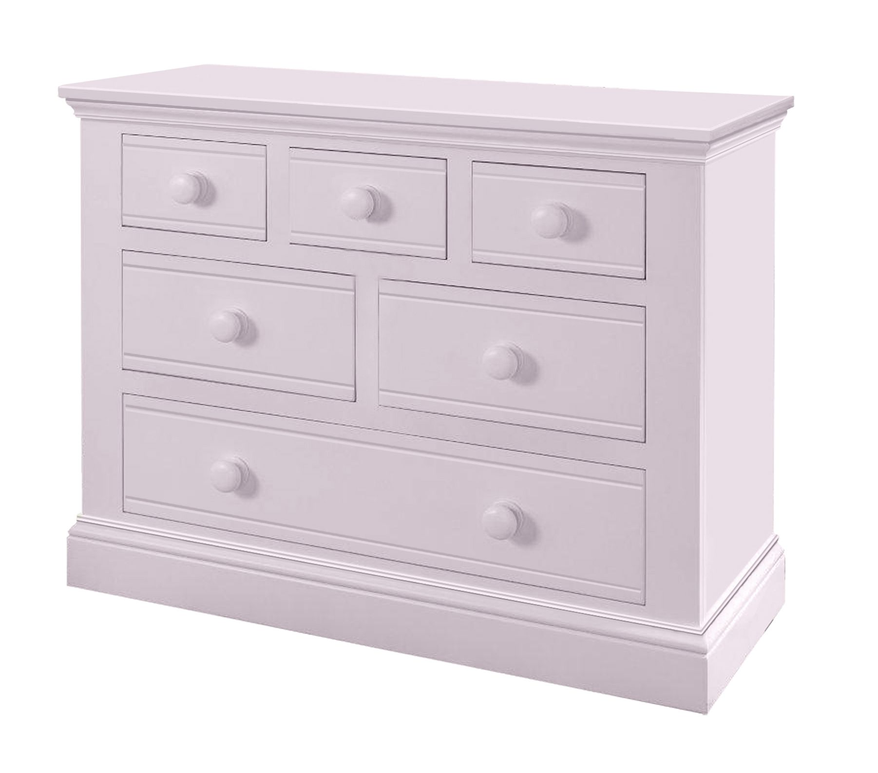 New Hampton 6 Drawer Chest