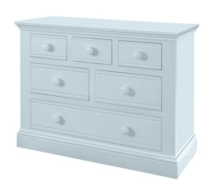 Adorable Tots New Hampton 6 Drawer Chest