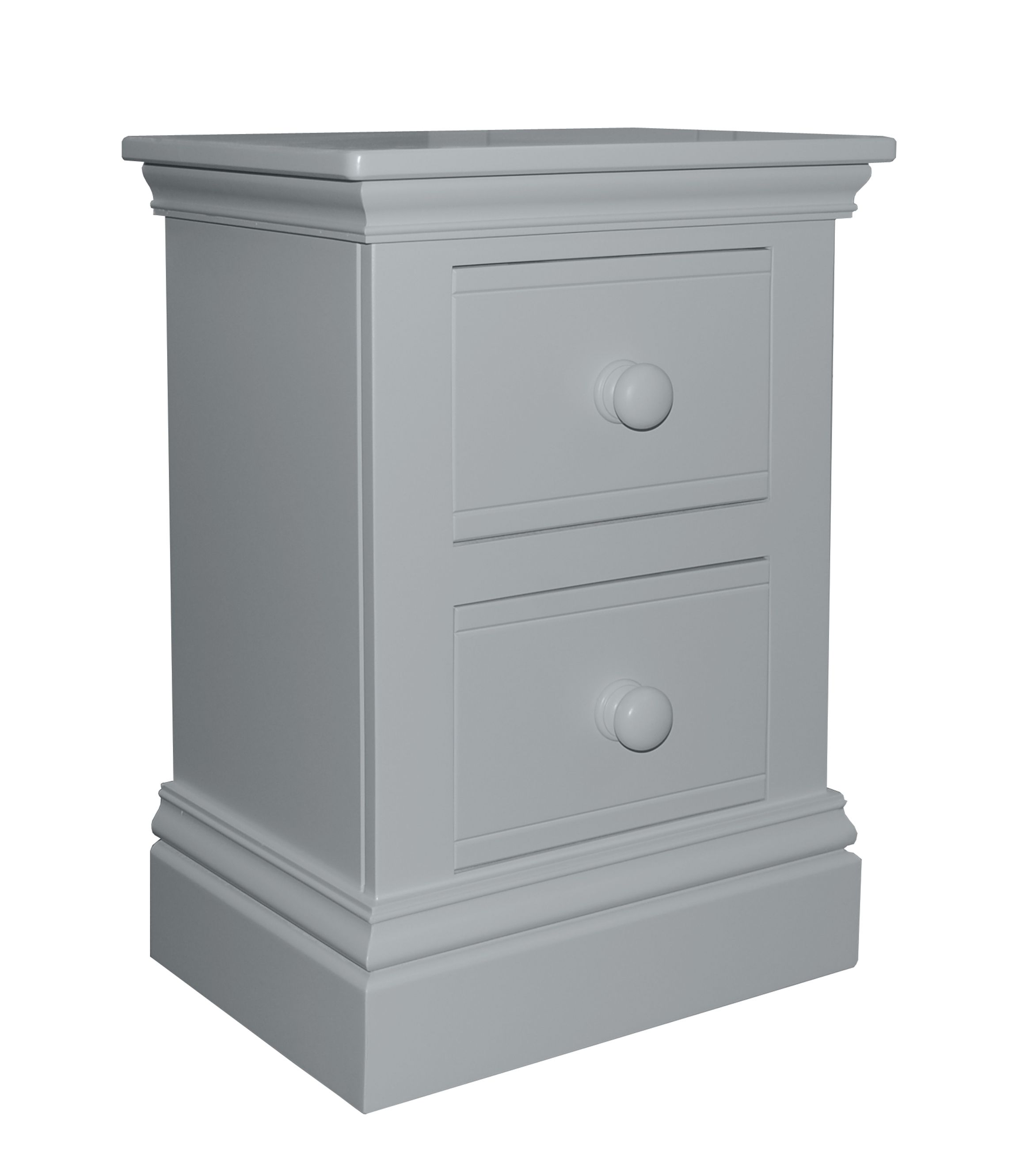 Image of Adorable Tots New Hampton 2 Drawer Bedside Table