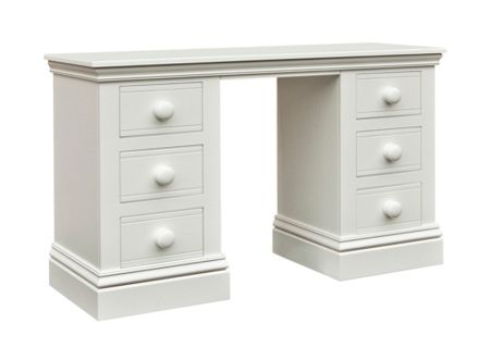 Adorable Tots New Hampton Double Pedestal Desk