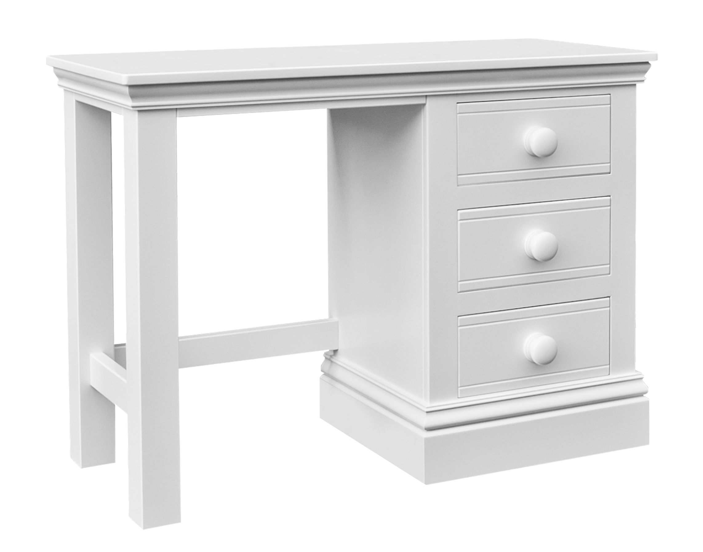 New Hampton Single Pedstal Desk