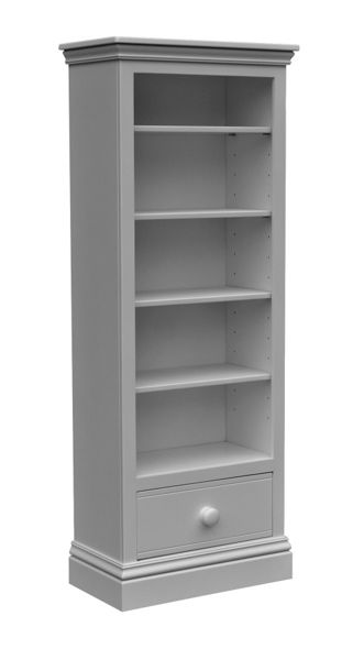 Adorable Tots New Hampton Tall Bookcase