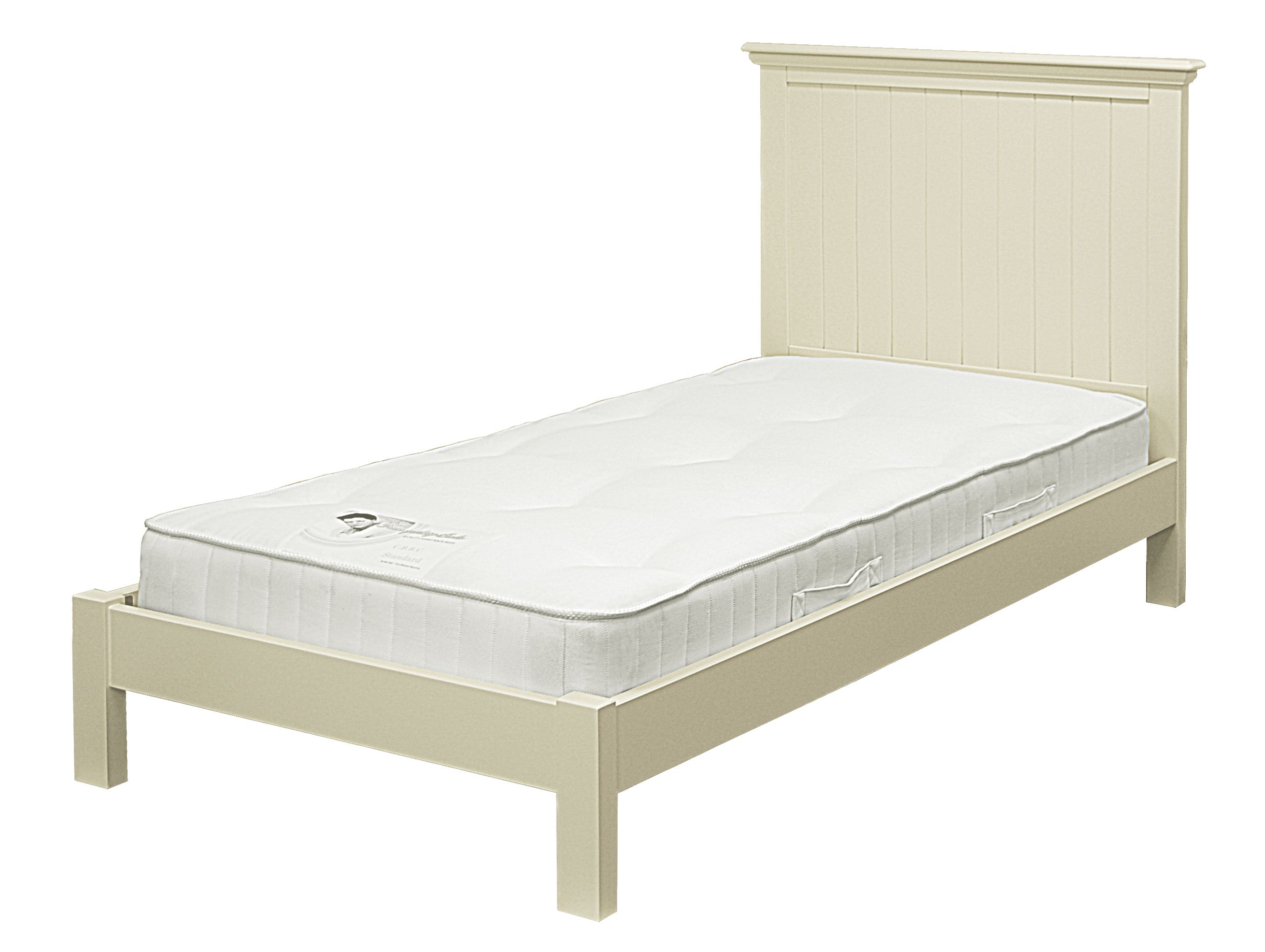 Adorable Tots Adorable Tots New Hampton Low Foot End Grooved Single Bed