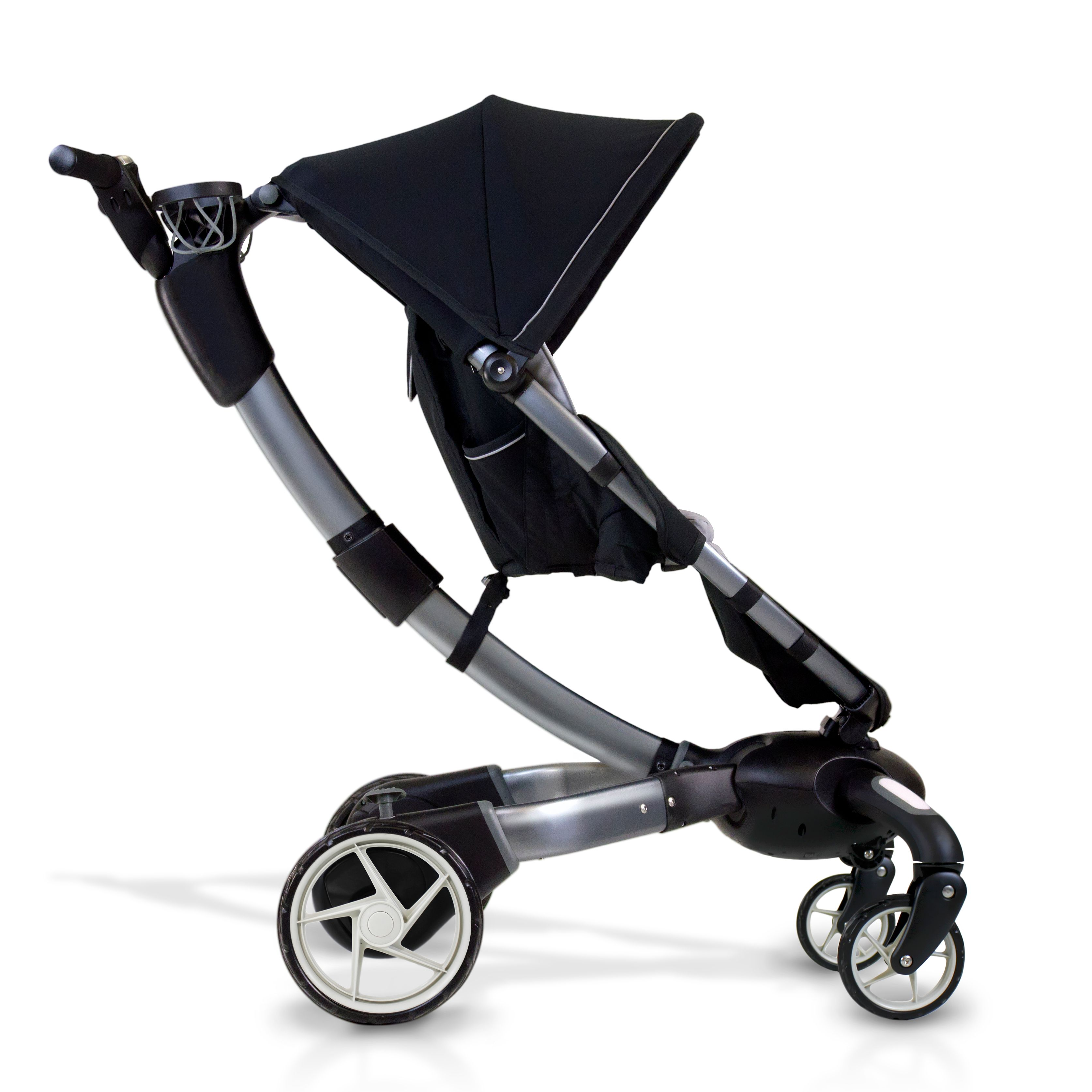 4Moms 4Moms Origami Pushchair with Silver Seat Liner