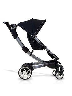 Origami Pushchair with Silver Seat Liner
