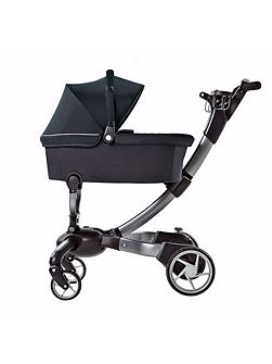 Origami Pushchair Package with Silver Seat Liner