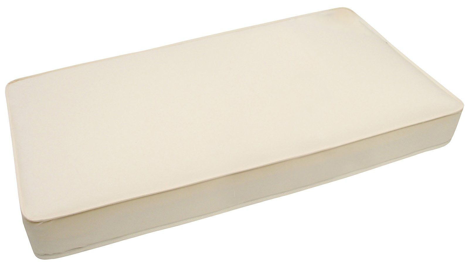 Cotbed Deluxe Mattress with Organic Cotton Cover