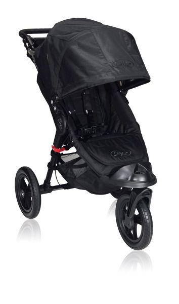 Baby Jogger City Elite Stroller in Black