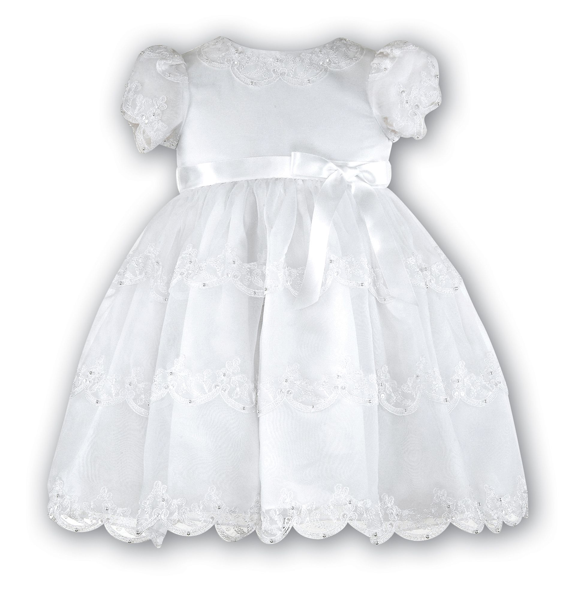 Girls organza ballerina dress