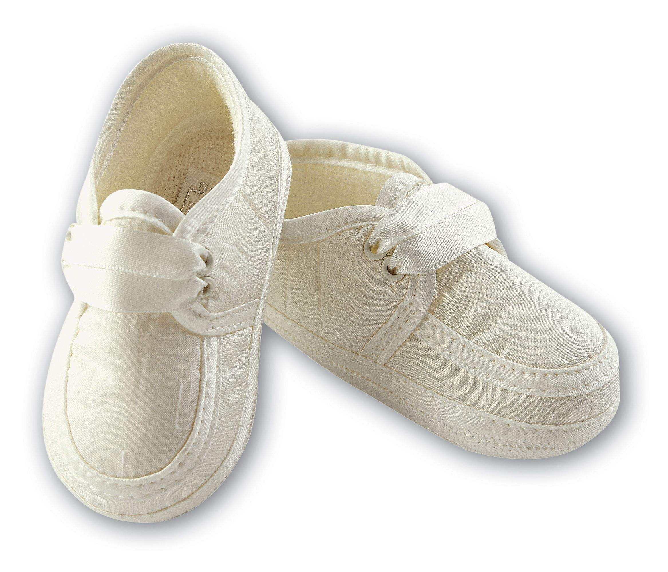 Boys satin shoes