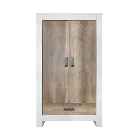 Kidsmill Costa Wardrobe 2 Doors by Kidsmill