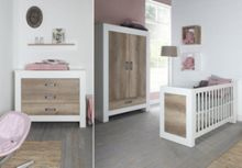 Costa Wardrobe 2 Doors by Kidsmill