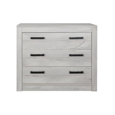 Kidsmill Fjord Chest 3 Drawers by Kidsmill