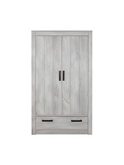 Fjord Wardrobe 2 Doors by Kidsmill