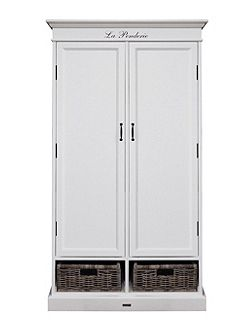 La Premiere Wardrobe 2 Door by Kidsmill