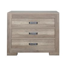 Kidsmill Lodge Chest 3 Drawers by Kidsmill